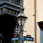 New Orleans Square Lamp, Anna Fox, https://www.flickr.com/photos/harshlight/7928547906